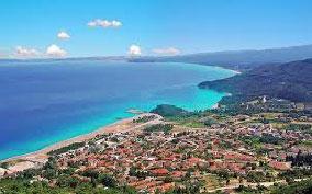 Leto 2021 Grčka Apartmani Atos smeštaj