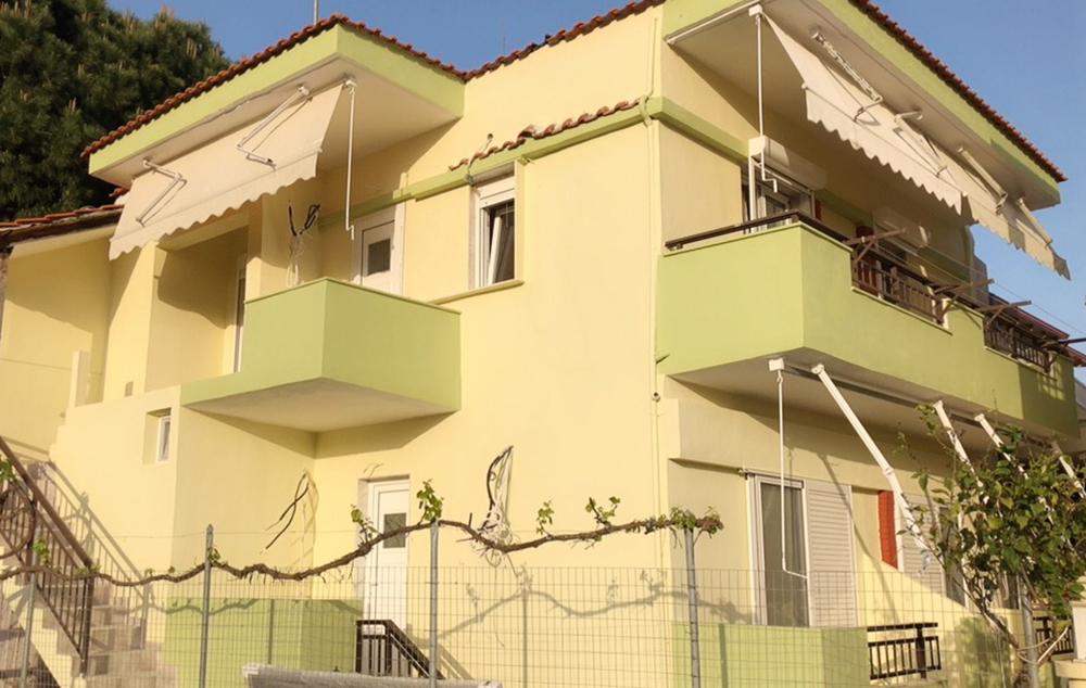 Sarti Grcka Apartmani, Letovanje Sarti, Vila Nikola Sarti, Apartmani