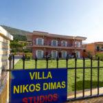 Vila Nikos Dimas Parga, Apartmani Nikos Dimas Parga, Parga smestaj