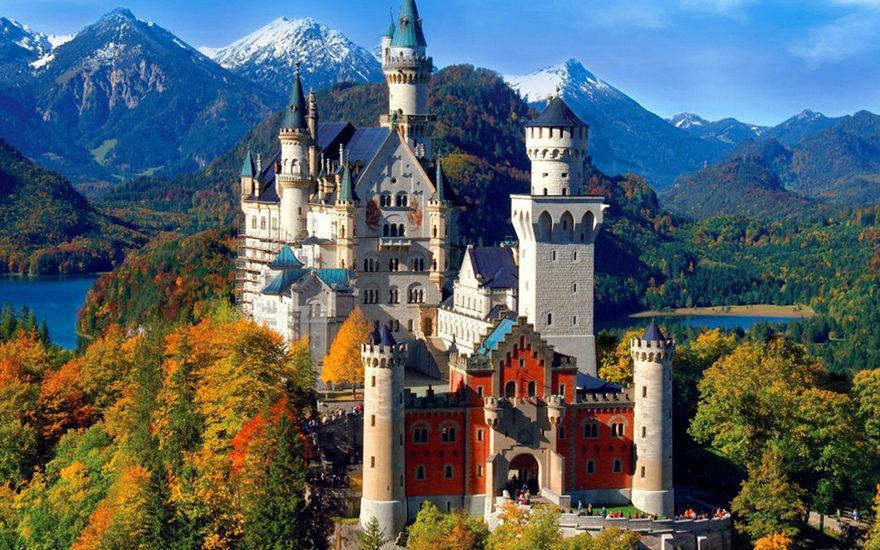 nova godina 2021, nova godina 2021 autobusom, nova godina 2021 aranzmani, putovanje nova godina 2021, aranzmani novogodisnje putovanje 2021 dvorci bavarske minhen