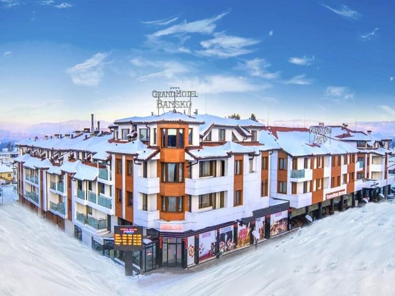 grand hotel bansko 4*, hotel grand bansko bugarska, grand hotel bansko zimovanje, skijanje, grand hotel bansko cene utisci iskustva komentari, turisticka agencija oniro travel
