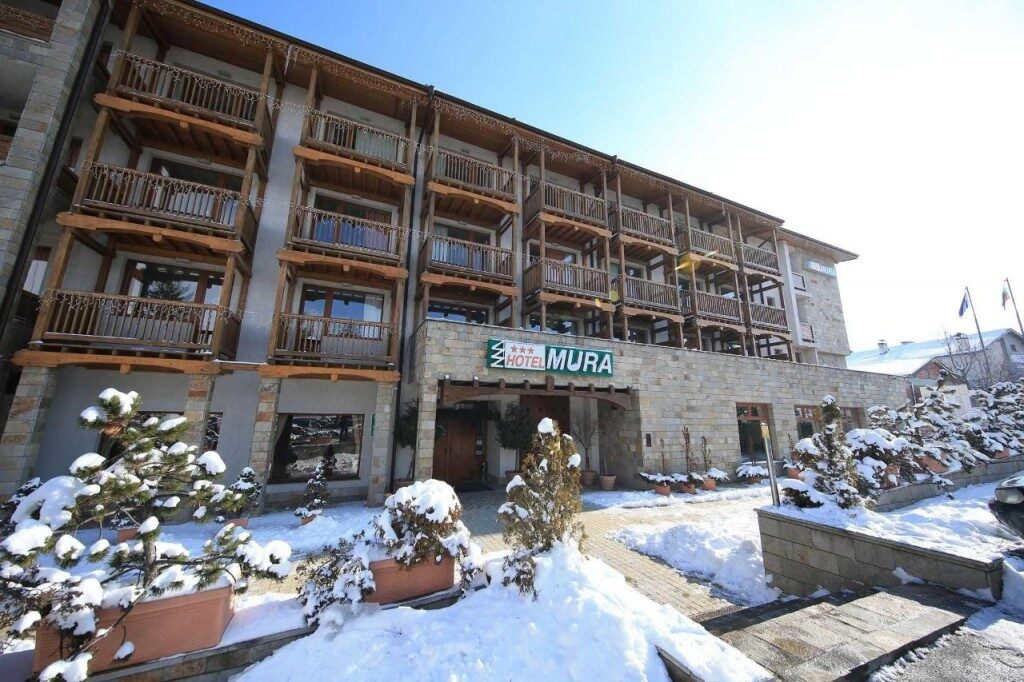 hotel mura bansko bugarska, hotel mura 3* bansko, zimovanje hotel mura bansko bugarska, skijanje utisci komentari iskustva cene hotel mura bansko 3 zvezdice ski pass, oniro travel